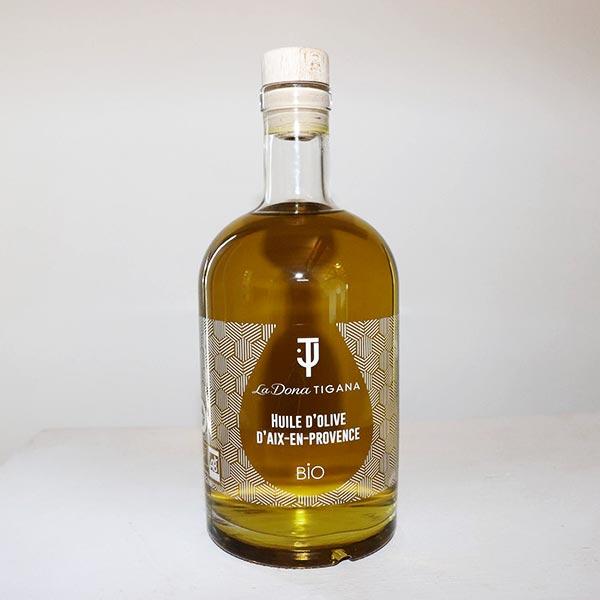 Huile d'Olive d'Aix-en-Provence 50cl