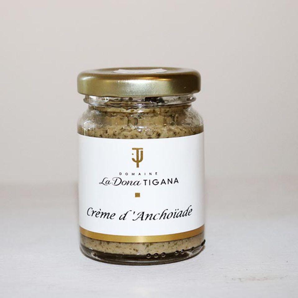 Crème d'Anchoïade 180gr
